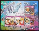 Poštovní známky Madagaskar 2016 Sovětští kosmonauti Mi# N/N
