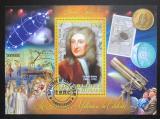 Poštovní známka Pobřeží Slonoviny 2013 Edmond Halley Mi# N/N