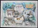 Poštovní známky Pobřeží Slonoviny 2018 Psi Mi# N/N