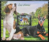 Poštovní známka SAR 2019 Psi Mi# N/N