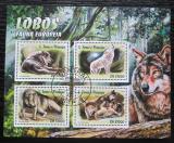 Poštovní známky Svatý Tomáš 2016 Vlk obecný Mi# 6746-49 Kat 12€