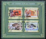 Poštovní známky Čad 2017 Fauna na známkách Mi# N/N