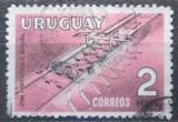 Poštovní známka Uruguay 1958 Přehradní nádrž v Baygorria Mi# 821