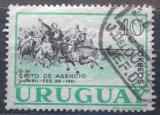 Poštovní známka Uruguay 1961 Povstání roku 1811, 150. výročí Mi# 910
