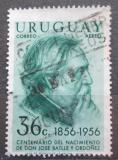 Poštovní známka Uruguay 1956 Prezident José Batlle y Ordoñez Mi# 806