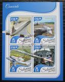 Poštovní známky Šalamounovy ostrovy 2017 Concorde Mi# 4712-15 Kat 12€