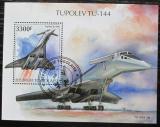 Poštovní známka Togo 2019 Tupolev TU-144 Mi# N/N