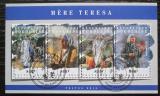 Poštovní známky Togo 2018 Matka Tereza Mi# 8892-95 Kat 13€