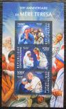 Poštovní známky SAR 2015 Matka Tereza Mi# 5481-83 Kat 14€