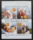 Poštovní známky Svatý Tomáš 2019 Matka Tereza Mi# N/N