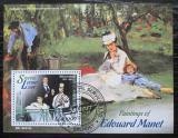 Poštovní známka Sierra Leone 2019 Umění, Edouard Manet Mi# N/N