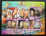 Poštovní známky Madagaskar 2016 Umění, italští malíři Mi# N/N