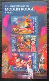 Poštovní známky SAR 2015 Moulin Rouge, 125. výročí Mi# 5300-02 Kat 16€