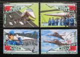 Poštovní známky Niger 2016 Concorde Mi# 4072-75 Kat 13€