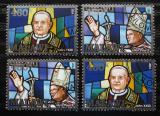 Poštovní známky Malawi 2014 Kanonizace papežů Mi# N/N