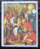Poštovní známka Paraguay 1982 Umění, Albrecht Dürer Mi# 3574