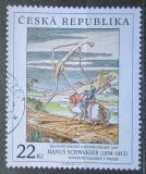 Poštovní známka Česká republika 2004 Umění, Hanuš Schwaiger Mi# 417