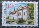 Poštovní známka Česká republika 2002 Zámek Litomyšl Mi# 332