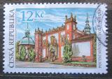 Poštovní známka Česká republika 2004 Poutní místo Svatá hora u Příbrami Mi# 400