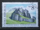 Poštovní známka Česká republika 1995 Panská skála, Kamenický Šenov Mi# 78