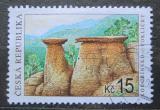 Poštovní známka Česká republika 2006 Pokličky, Kokořín Mi# 470