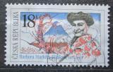 Poštovní známka Česká republika 2009 Barbora Markéta Eliášová Mi# 612