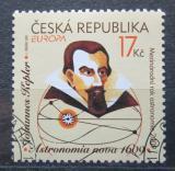 Poštovní známka Česká republika 2009 Evropa CEPT, Johannes Kepler Mi# 595