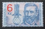 Poštovní známka Česká republika 1997 František Křižík Mi# 151