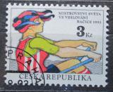 Poštovní známka Česká republika 1993 MS ve veslování Mi# 20