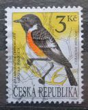 Poštovní známka Česká republika 1994 Bramborníček černohlavý Mi# 49