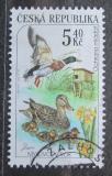 Poštovní známka Česká republika 2000 Myslivcův rok Mi# 272