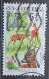 Poštovní známka Česká republika 2000 Myslivcův rok Mi# 273