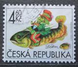 Poštovní známka Česká republika 1998 Mezinárodní den dětí Mi# 188