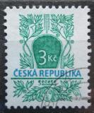 Poštovní známka Česká republika 1995 Stavební sloh - secese Mi# 94