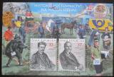 Poštovní známky Česká republika 2017 Historie poštovnictví Mi# Block 67