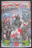 Poštovní známky Česká republika 2018 Boj o českou státnost Mi# Block 73