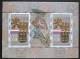 Poštovní známky Česká republika 2018 Vznik republiky, 25. výročí Mi# Block 68