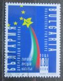 Poštovní známka Bulharsko 2005 Bulharsko a EU Mi# 4691