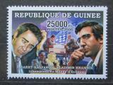 Poštovní známka Guinea 2006 Kramnik - Kasparov, šaachy Mi# 4309