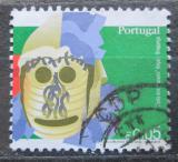 Poštovní známka Portugalsko 2006 Tradiční maska Mi# 3067