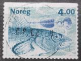 Poštovní známka Norsko 1999 Treska obecná Mi# 1302 Do