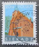Poštovní známka Polsko 2005 Kostel v Sieradz Mi# 4199