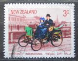 Poštovní známka Nový Zéland 1972 Automobil Benz, 1895 Mi# 573