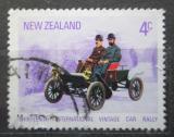 Poštovní známka Nový Zéland 1972 Automobil Oldsmobile, 1904 Mi# 574