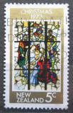Poštovní známka Nový Zéland 1973 Vánoce, umění Mi# 614