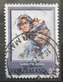 Poštovní známka Nový Zéland 1973 Umění, Frances Hodgkins Mi# 607