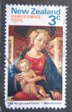 Poštovní známka Nový Zéland 1975 Vánoce, umění, Zanobi Machiavelli Mi# 664