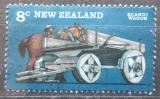 Poštovní známka Nový Zéland 1976 Farmářství Mi# 683