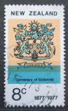 Poštovní známka Nový Zéland 1977 Znak Gisborne Mi# 702
