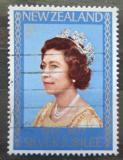 Poštovní známka Nový Zéland 1977 Královna Alžběta II. Mi# 709